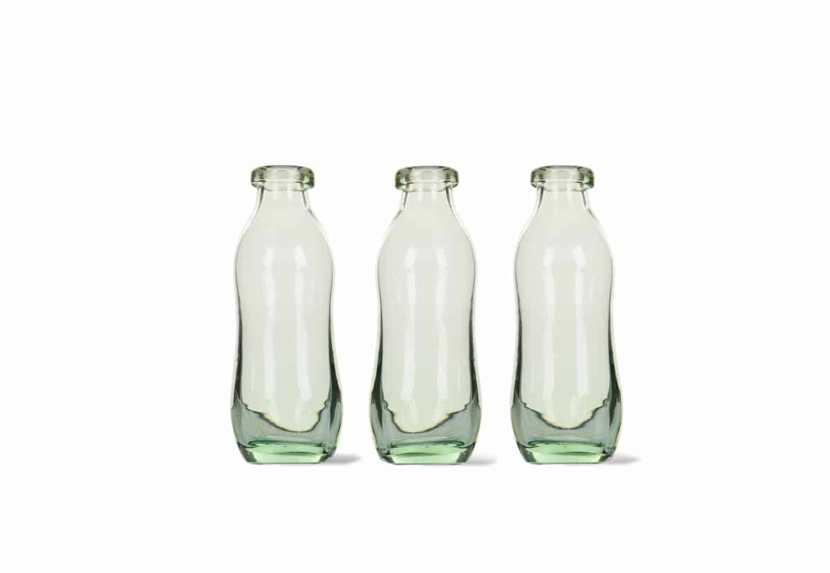 recycled_glass_bottles_set_of_3__rgva06 Garden Accessories