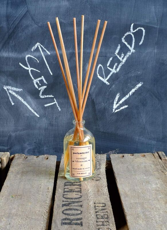 Parkminster-Reed-Diffuser Candles & Home Fragrances