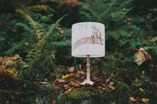 Stonewall lampshade