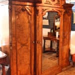 wardrobe1-150x150 Architectural Styles in Antique Furniture