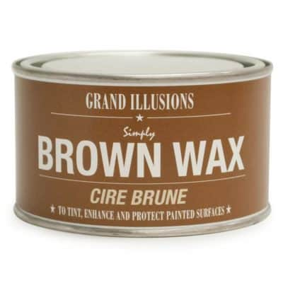 Brown-Wax-400x400 Vintage Paints