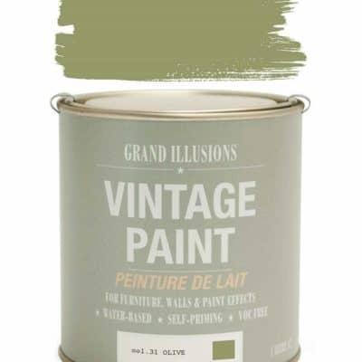 Olive-400x400 Vintage Paints