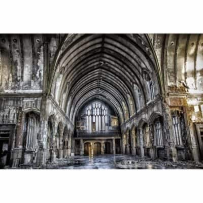 abandoned-church-tempered-glass-wall-art-80cm-x-120cm-400x400 Art