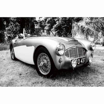 austin-healey-car-tempered-glass-wall-art-80cm-x-120cm-400x400 Art