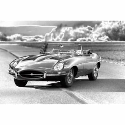 jaguar-e-type-car-tempered-glass-wall-art-80cm-x-120cm-400x400 Art