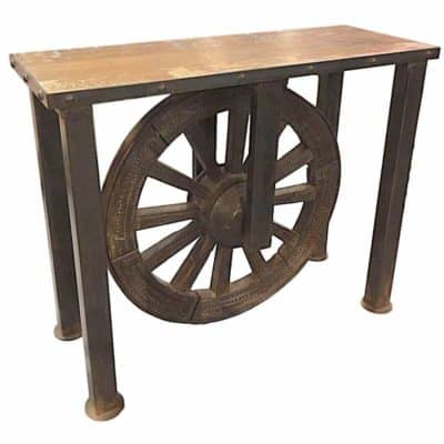 vintage-console-table-with-wheel-400x400 Garden and Architectural